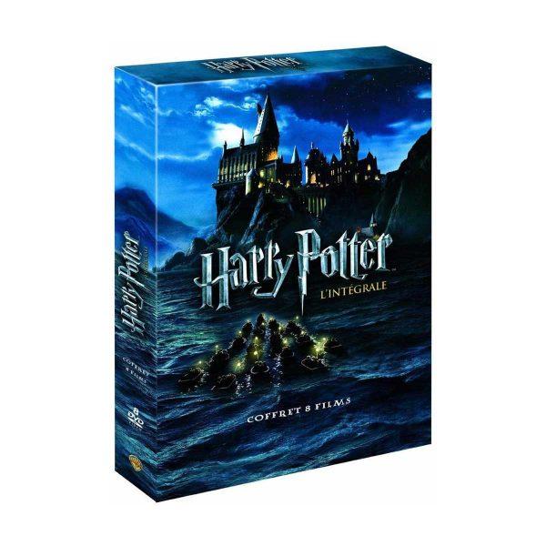 8 films Harry Potter