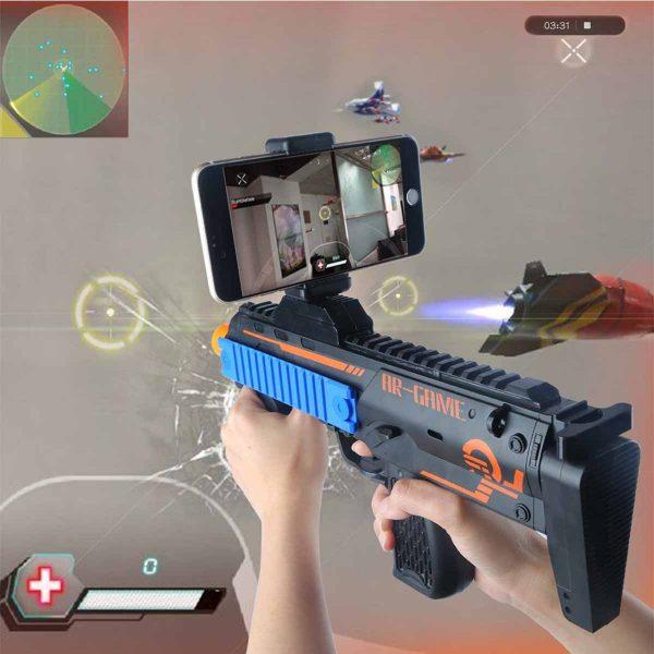Beiens Ar le pistolet de jeu de tir ciblé