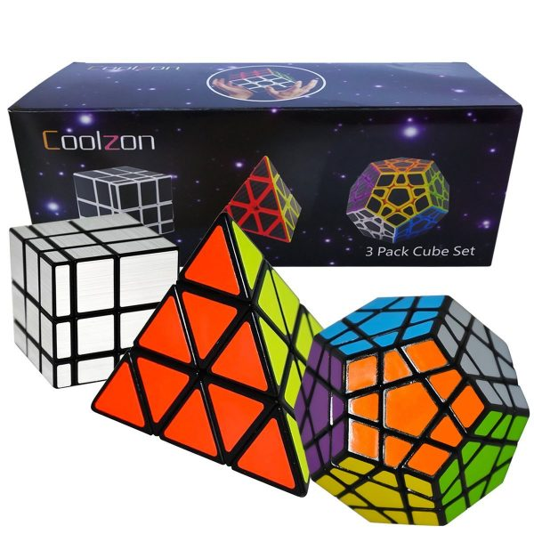 Magic Puzzle Cube Ensemble Coolzon