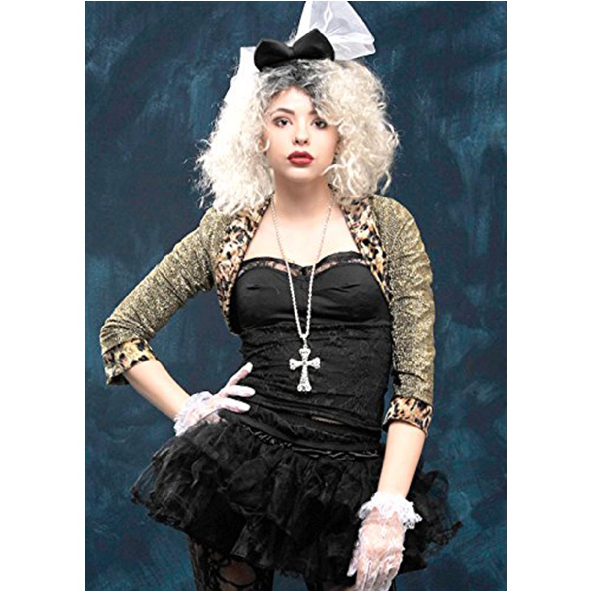 test wild child costume ann e 80 style madona d guisement pour adolescentes. Black Bedroom Furniture Sets. Home Design Ideas