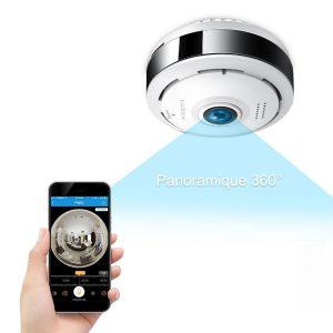Caméra de sécurité Wifi 960 FREDI IP