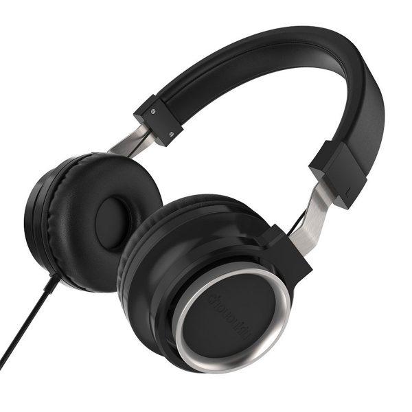 casque d'écoute supra-auriculaire Stéréo Filaire