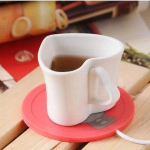 Chauffe-café en silicone Vantya