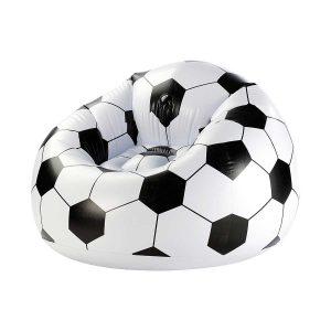 Fauteuil gonflable « Ballon de Foot » Infactory