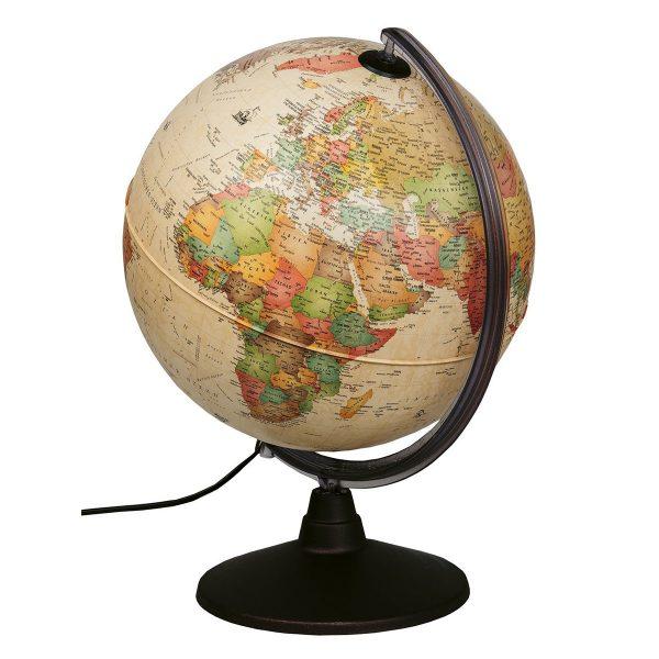 globe terrestre lumineux Idena