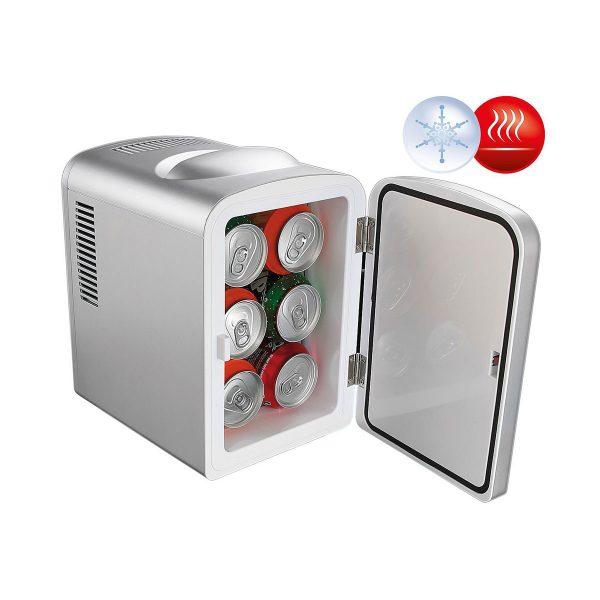 mini réfrigérateur 2 en 1