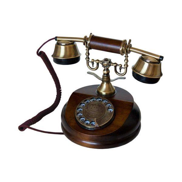 téléphone filaire rétro 1921