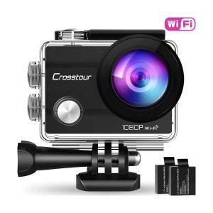 caméra Sport 1080P Full HD Wi-Fi