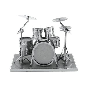 Metal Earth 5061076 Maquette 3D Musique Set de Batterie