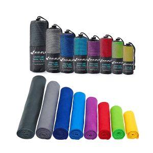 serviettes microfibres