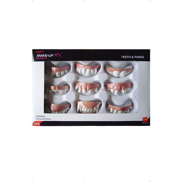 dentiers assortis