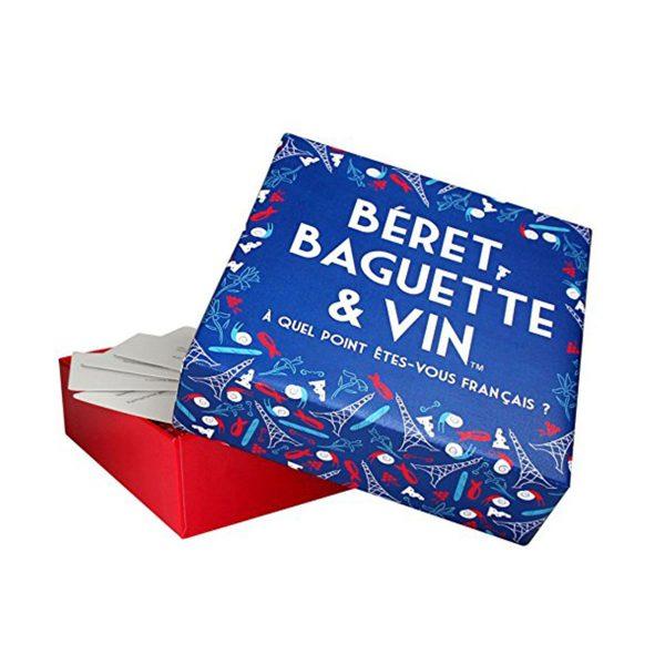 Jeu Béret, Baguette & Vin